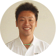 高津 寛人コーチ